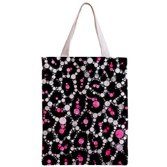 Pink Cheetah Bling All Over Print Classic Tote Bag by OCDesignss