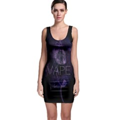 Vape Life Bodycon Dress by OCDesignss