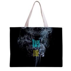 Vape Life Clouds  All Over Print Tiny Tote Bag