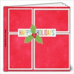 Colorful Christmas - 12x12 Photo Book (20 pages)