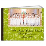 1st Communion 2013 - 11 x 8.5 Photo Book(20 pages)