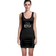 Classy Bitxh Bodycon Dress by OCDesignss