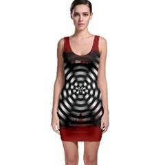 Zombie Apocalypse Bodycon Dress by StuffOrSomething