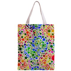 Neon Skiddles All Over Print Classic Tote Bag by OCDesignss