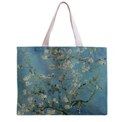 Vincent Van Gogh, Almond Blossom All Over Print Tiny Tote Bag by Oldmasters