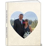 Wedding Album - 9x12 Deluxe Photo Book (20 pages)