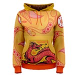 dragon2 - Women s Pullover Hoodie