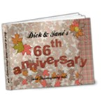 66th anniversary - 7x5 Deluxe Photo Book (20 pages)