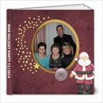MAM HOLIDAY PARTY 12/13/2014 - 8x8 Photo Book (20 pages)