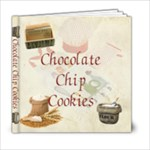 Baking 271214 - 6x6 Photo Book (20 pages)
