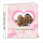 20100925 William Wedding - 6x6 Photo Book (20 pages)