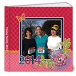 Young Family 2014 - 8x8 Deluxe Photo Book (20 pages)