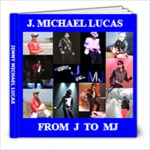 J. LUCAS BOOK 1-8-15 - 8x8 Photo Book (20 pages)