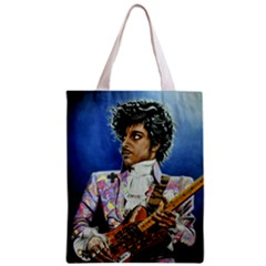His Royal Purpleness Classic Tote Bag by retz