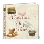 Baking 200115 - 6x6 Photo Book (20 pages)