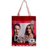 love - Zipper Classic Tote Bag