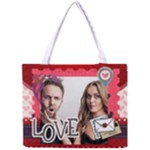 love - Mini Tote Bag