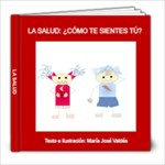 La salud MJV-SD - 8x8 Photo Book (20 pages)