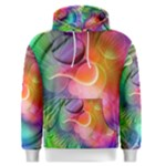 Colors by Nico Bielow (Gr XL) X-Large - Men s Pullover Hoodie