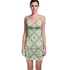 Luxury Pattern  Bodycon Dress by dflcprintsclothing