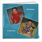 Collin Baby to ? - 8x8 Photo Book (20 pages)