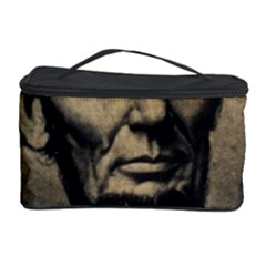 Vintage Civil War Era Lincoln Cosmetic Storage Case by bloomingvinedesign