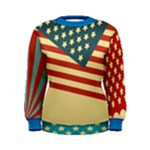 usa - Women s Sweatshirt