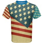 usa - Men s Cotton Tee