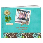 FAB5 - 9x7 Photo Book (20 pages)