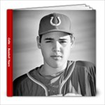 NK Collin Baseball - 8x8 Photo Book (20 pages)
