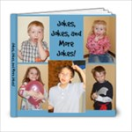 Joke Book - 6x6 Photo Book (20 pages)