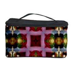 Cute Pretty Elegant Pattern Cosmetic Storage Case by creativemom