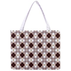 Cute Pretty Elegant Pattern Tiny Tote Bag by creativemom