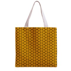 Cute Pretty Elegant Pattern Grocery Tote Bag by creativemom