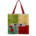 HH Zipper Tote 1 - Zipper Grocery Tote Bag