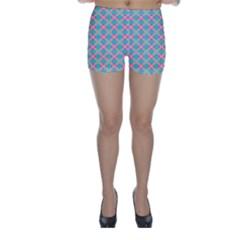 Cute Pretty Elegant Pattern Skinny Shorts by creativemom