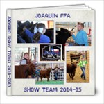14-15 ShowTeam - 8x8 Photo Book (20 pages)