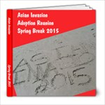 Adoption Reunion 2015 - 8x8 Photo Book (20 pages)
