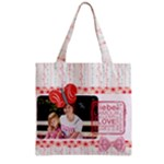 mothers day - Zipper Grocery Tote Bag