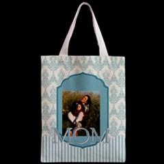 Zipper Classic Tote Bag