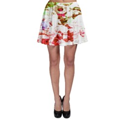 Officially Sexy Candy Collection Red Skater Skirt