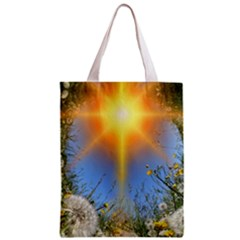 Dandelions Classic Tote Bag by boho