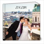 the wedding4 - 8x8 Photo Book (20 pages)