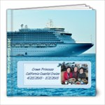 2015 May cruise - 8x8 Photo Book (20 pages)