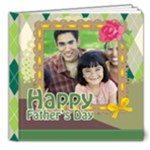 fathers day - 8x8 Deluxe Photo Book (20 pages)