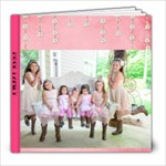 Mock Family 2014 - 8x8 Photo Book (20 pages)