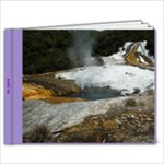 PURE NZ - 11 x 8.5 Photo Book(20 pages)