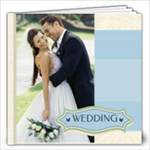 wedding - 12x12 Photo Book (20 pages)