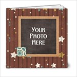 6x6 Boys and Girls Book 2 - 6x6 Photo Book (20 pages)