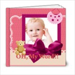 baby - 6x6 Photo Book (20 pages)